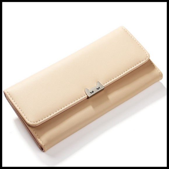 NEW CATHY Multi Function Wallet